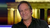 TV host Mike Rowe responds to critic who says he should be fired from his show on Discovery because of his 'ultra right-wing' views - even though he never publicly takes a political stance. #Tucker