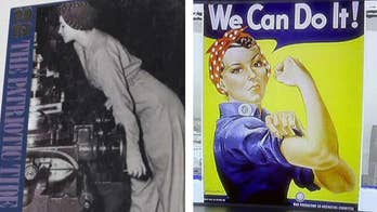 Naomi Parker Fraley, the real Rosie the Riveter, has died at 96