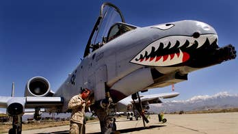 The 12 A-10s were originally headed for an airbase in Turkey to fight ISIS, but with the air war largely over in Iraq and Syria, military brass decided the jets and more drones were needed at Kandahar Airfield in Afghanistan to ramp up the fight against the Taliban.