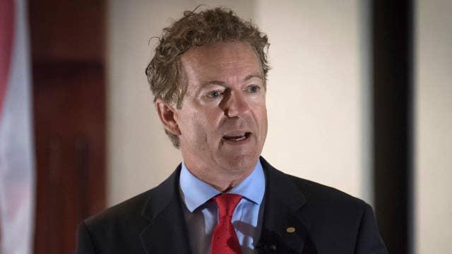Sen. Rand Paul calls 911following assault outside his home