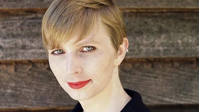 Chelsea Manning subject to prosecution for Senate run?