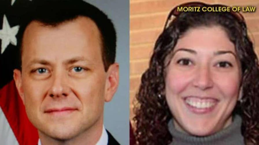 New text messages allegedly reveal that controversial FBI official Peter Strzok was hesitant about joining Special Counsel Robert Mueller's Russia investigation team because of his 'gut sense' there would be 'no big there there'; reaction and analysis on 'The Five.'