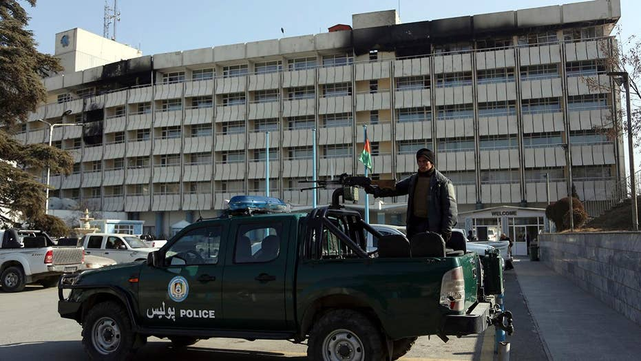 Multiple US citizens killed, injured in Kabul hotel attack
