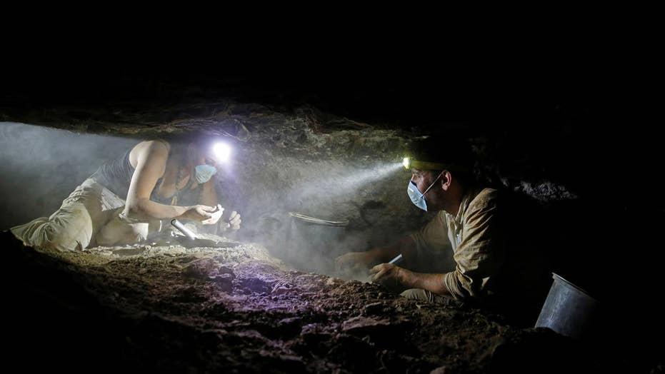 Obscure Dead Sea Scrolls fragments deciphered