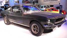 Steve McQueen's 'Bullitt' Ford Mustang to be auctioned, likely for millions