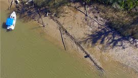 Wreckage of the last slave ship to bring slaves to the U.S., the Clotilda, may have been found near Mobile, AL.