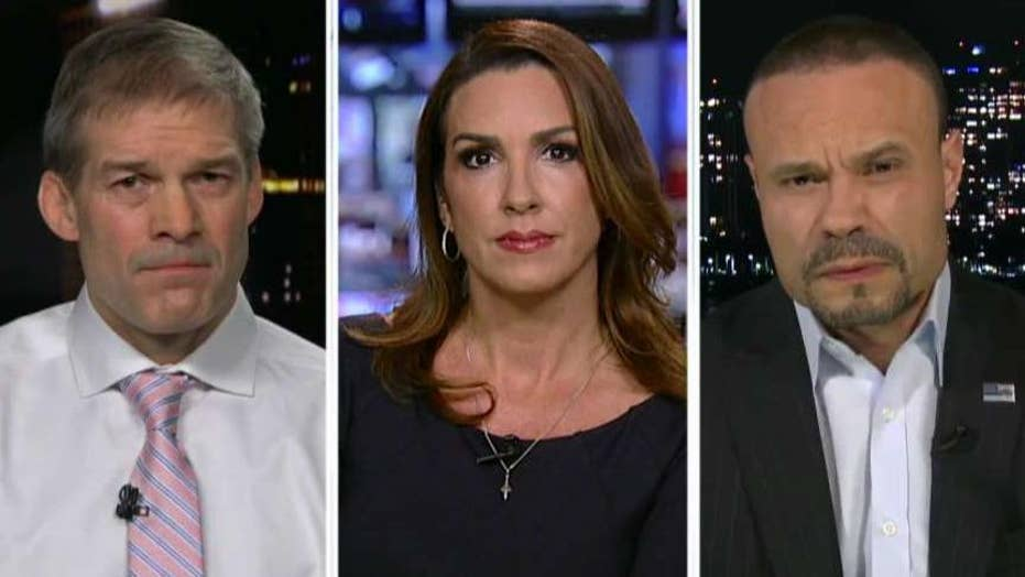 Rep. Jim Jordan questions the 'missing' FBI text messages