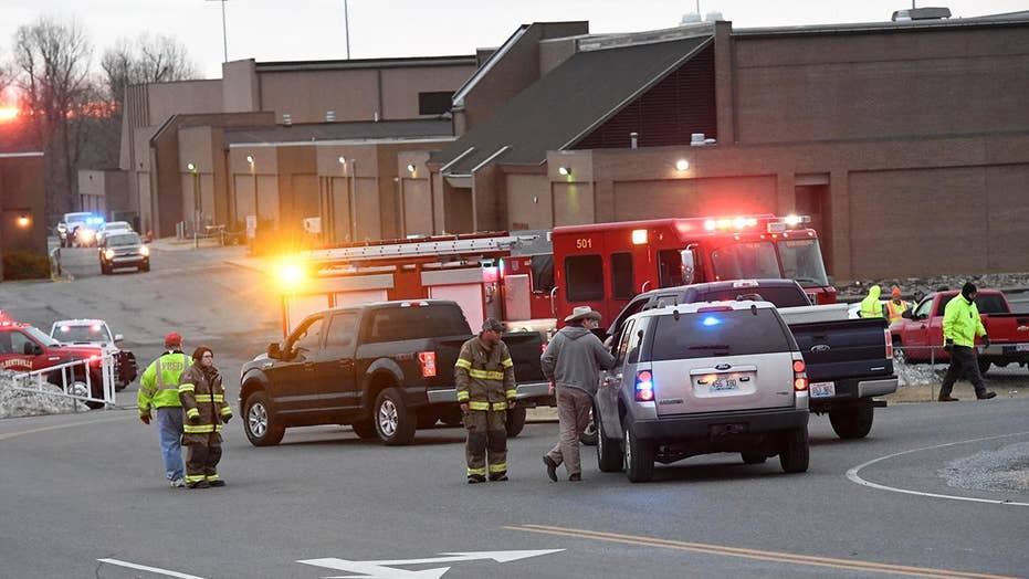 Teen likely to be charged as adult in Ky. school shooting