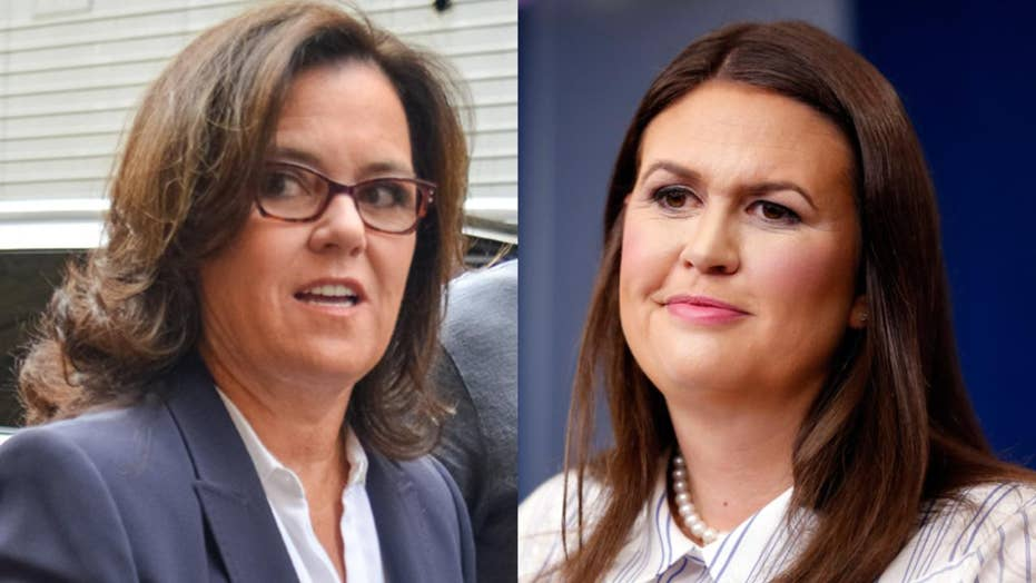 Rosie O'Donnell: Sarah Sanders will 'sit in hell'