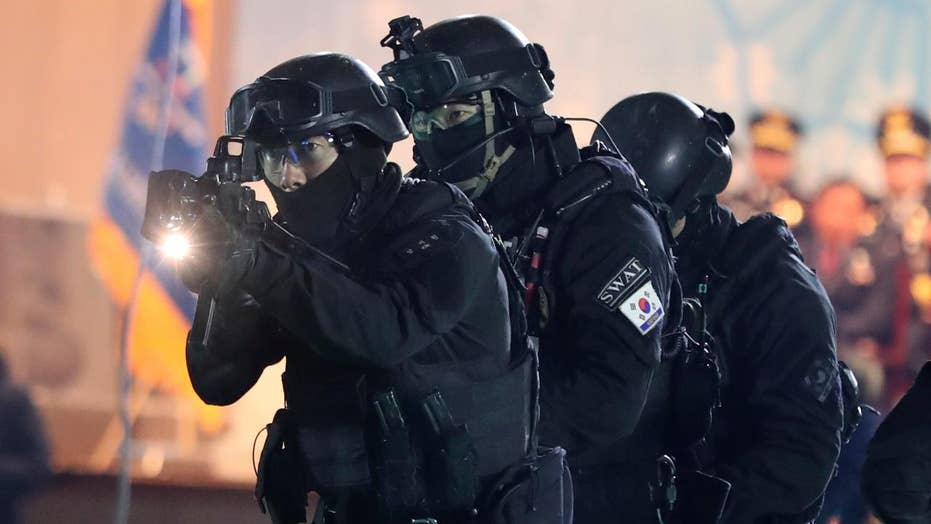 Olympics 2018: South Korea begins safety preparations