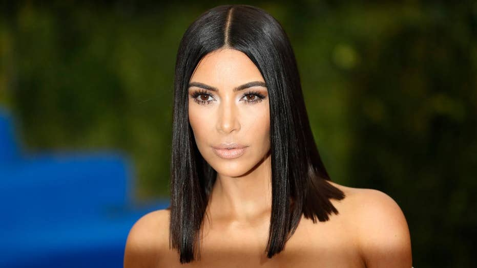 Kim Kardashian admits she's 'self-absorbed'