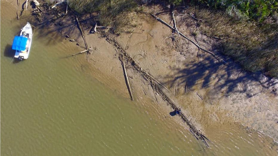 The last American slave ship may have been discovered