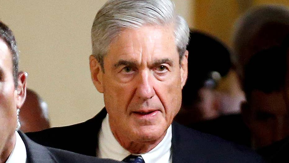 Special counsel's team talks with senior intel officials