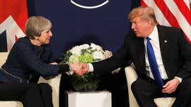 President Trump will travel to the United Kingdom in July, the White House confirmed Thursday, where Trump will meet with Prime Minister Theresa May for bilateral talks.