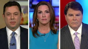 Sara Carter, Gregg Jarrett and Jason Chaffetz share reaction on 'Hannity.'