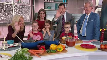 Brian Brenberg and his wife and kids share the simple and satisfying recipe.