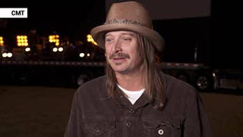 Kid Rock tells CMT why he thinks Al Franken should not have resigned from Senate.