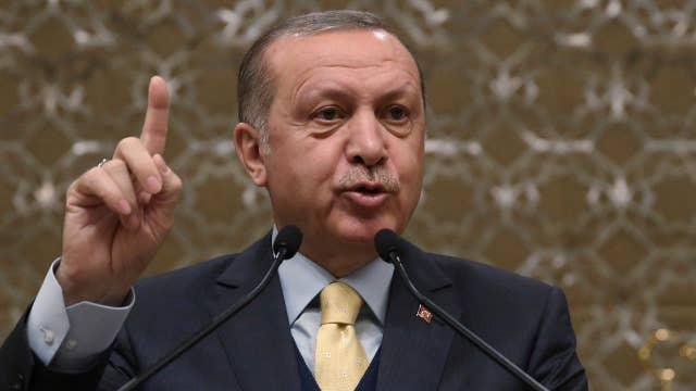 Turkey disputes White House readout of Trump-Erdogan call