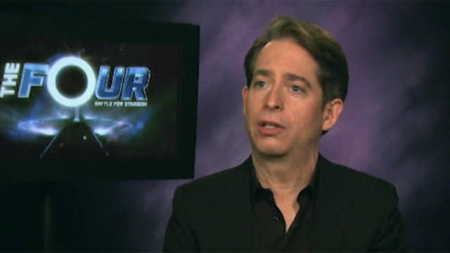 Charlie Walk says talent will rise to the top on 'The Four'
