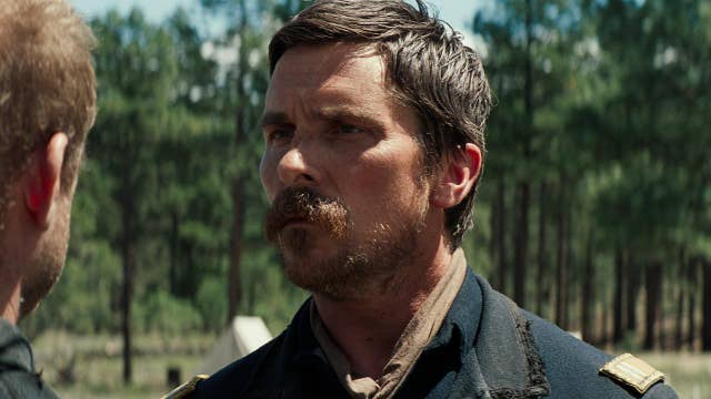 Christian Bale says 'Hostiles' echoes today's headlines