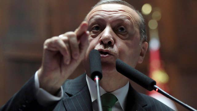 US and Turkey at an impasse over Syria