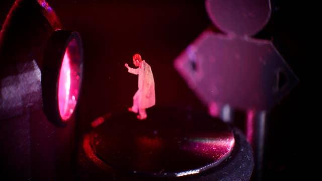 'Star Wars' holograms may be close to reality