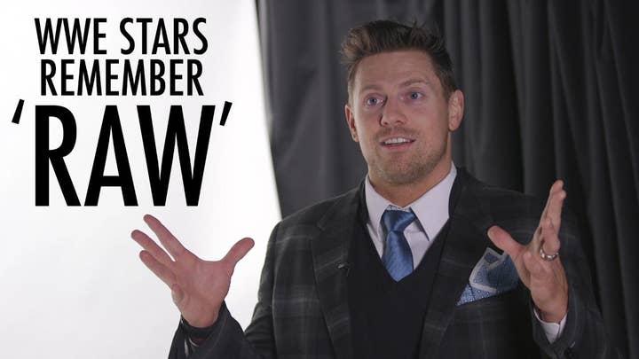 WWE stars share favorite memories of 'RAW'