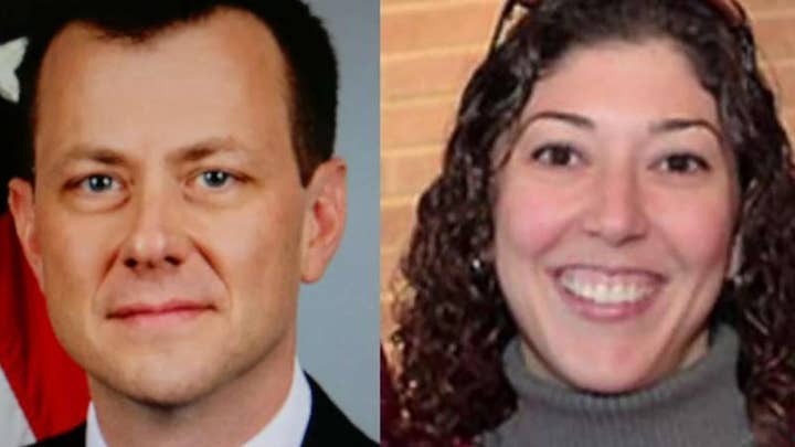 DOJ IG has recovered all missing Strzok-Page texts