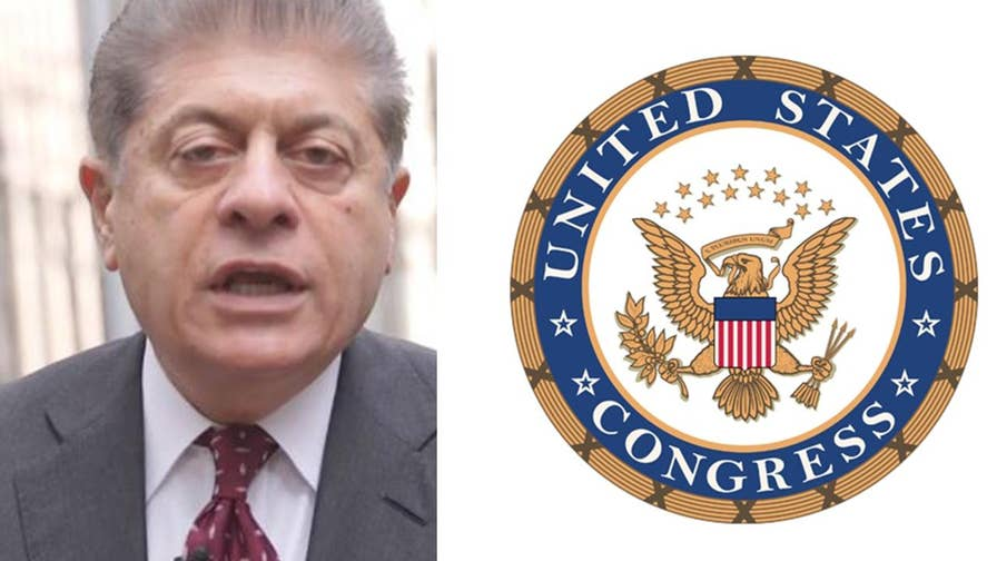 Judge Andrew Napolitano explains how silence from Congress assaults our privacy