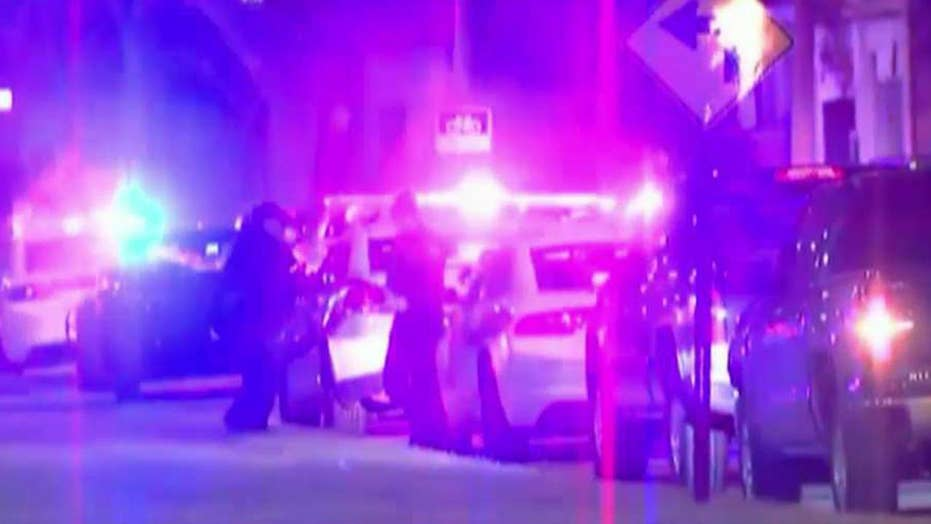 Detroit police officer critically wounded
