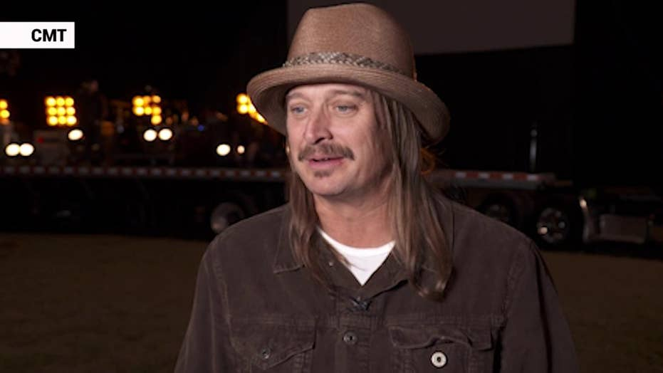 Kid Rock: It was 'wrong' for Al Franken to resign