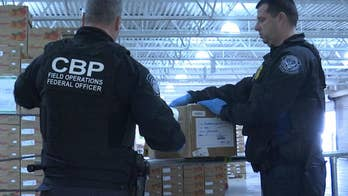 Law enforcement officials say drug dealers have flooded cocaine, fentanyl and methamphetamines into the Port of Philadelphia at an alarming rate.