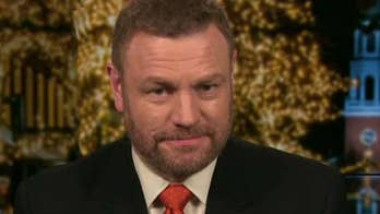 Author and radio host Mark Steyn sounds off on climate change hypocrisy at the World Economic Forum, saying that the elites see Trump's election and Brexit as aberrations and proof that democracy needs moderation. #Tucker