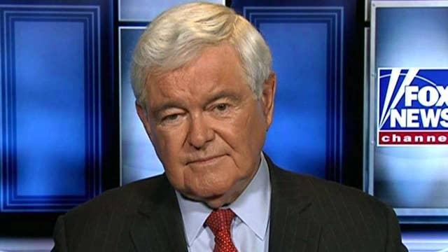 Gingrich on Mueller NYT report: Left getting 'desperate'