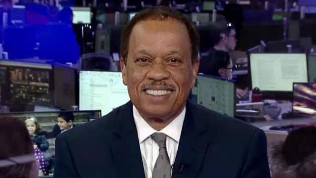 Fox News debuts new newsroom studio