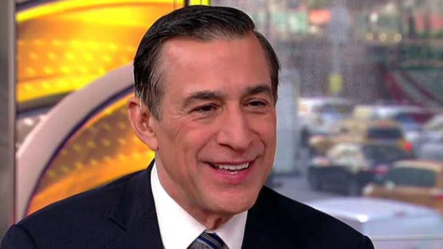 Issa says Mueller 'got all the wrong people' for his team