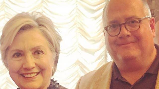 Report: Clinton's faith adviser accused of sexual harassment