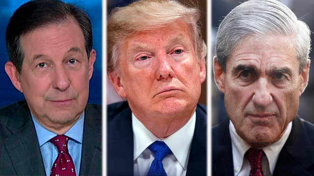 Chris Wallace on why Trump might sit down with Mueller