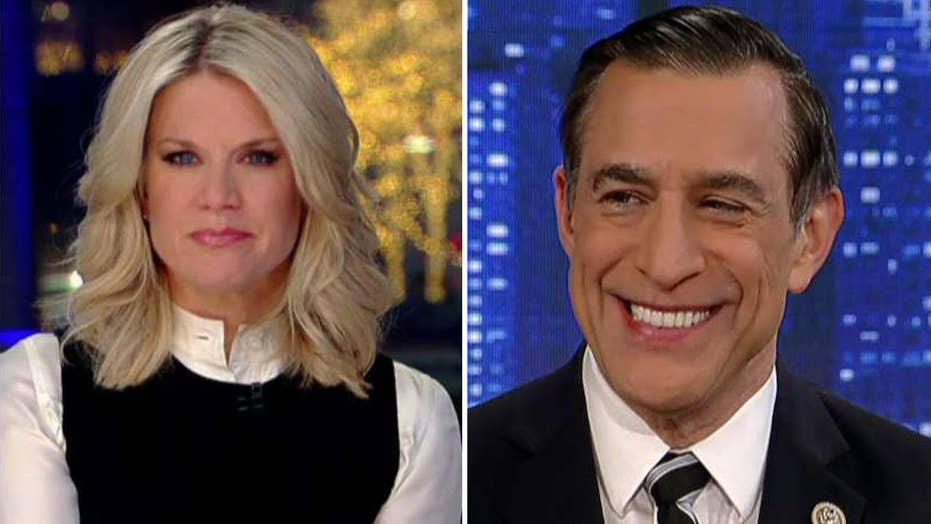 Rep. Issa: Memo is a 'roadmap' to what actually happened