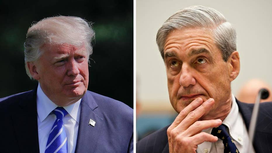 New York Times: Trump told officials he wanted Mueller fired