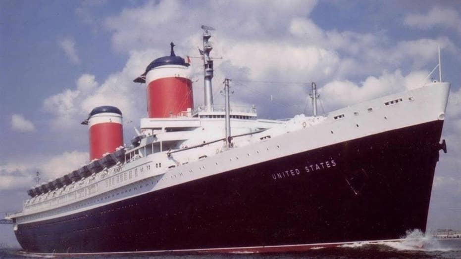 Race to save 'America's flagship' the SS United States