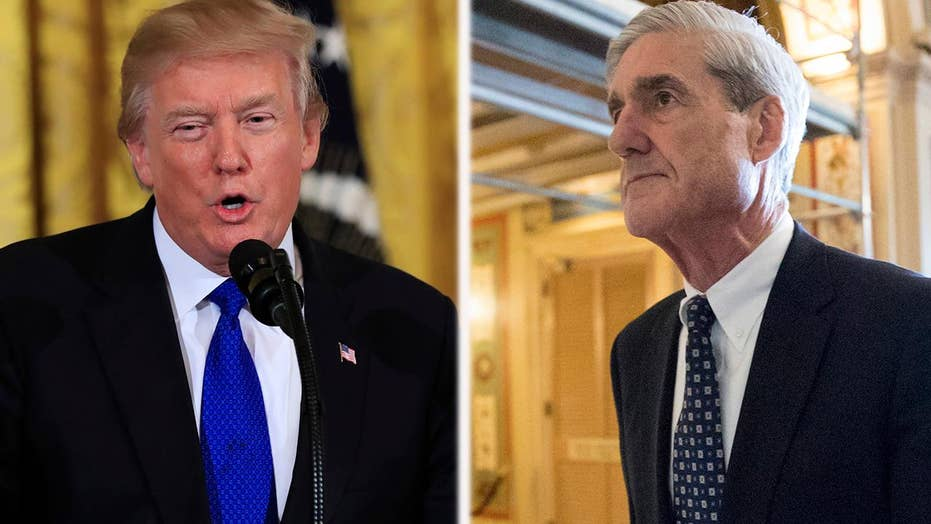 Trump denies he tried to fire special counsel Mueller