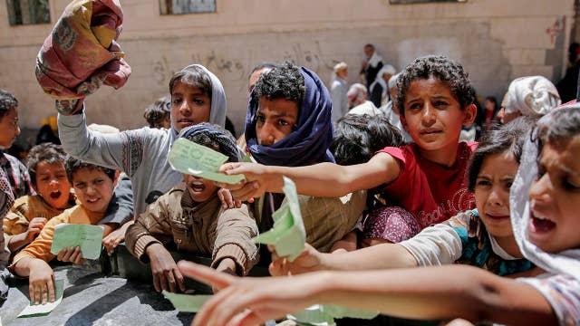 Trump administration pushing Saudi Arabia to help Yemen