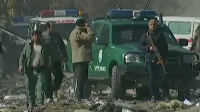 Death toll continues to rise in Kabul suicide bombing