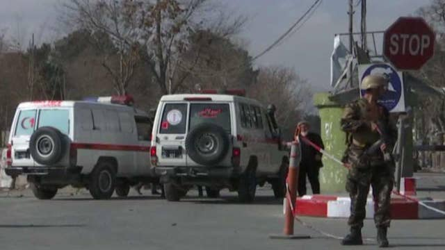 Taliban claims responsibility for Kabul car bomb attack