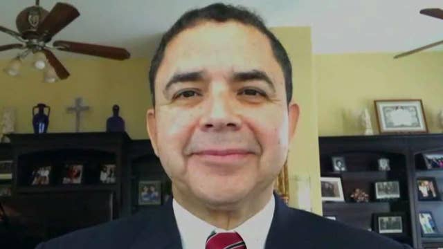 Rep. Cuellar: Wall is not the right way to secure the border