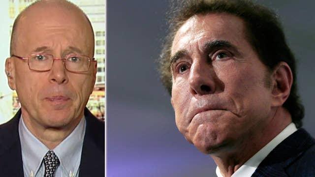 John Bussey shares insight about WSJ's Steve Wynn report