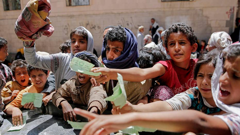 Trump administration pushing Saudi Arabia to help Yemen