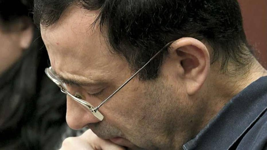 Entire USA Gymnastics board to resign