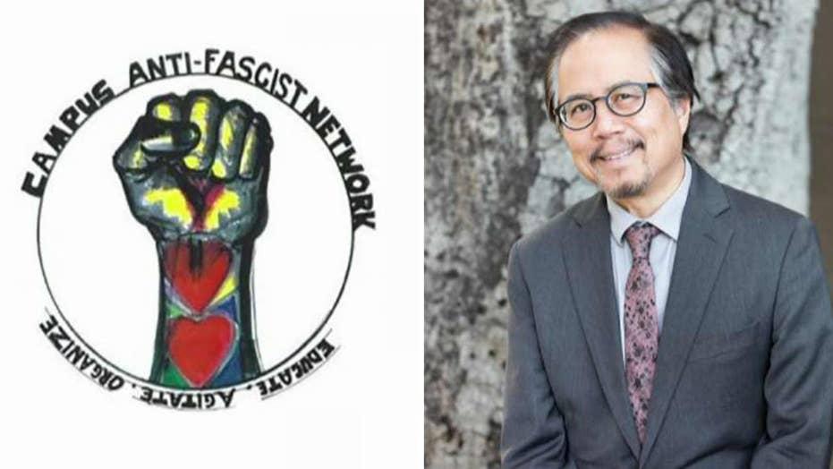 Professor connected to anti-fascist club pressured to resign